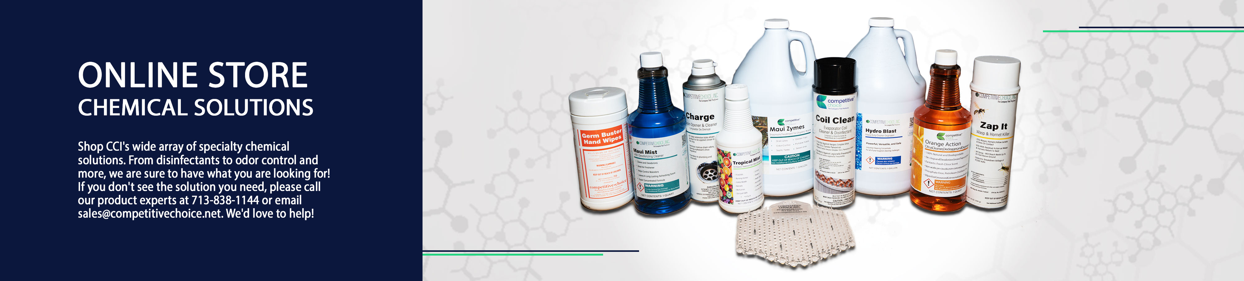 Shop Specialty Chemical Online