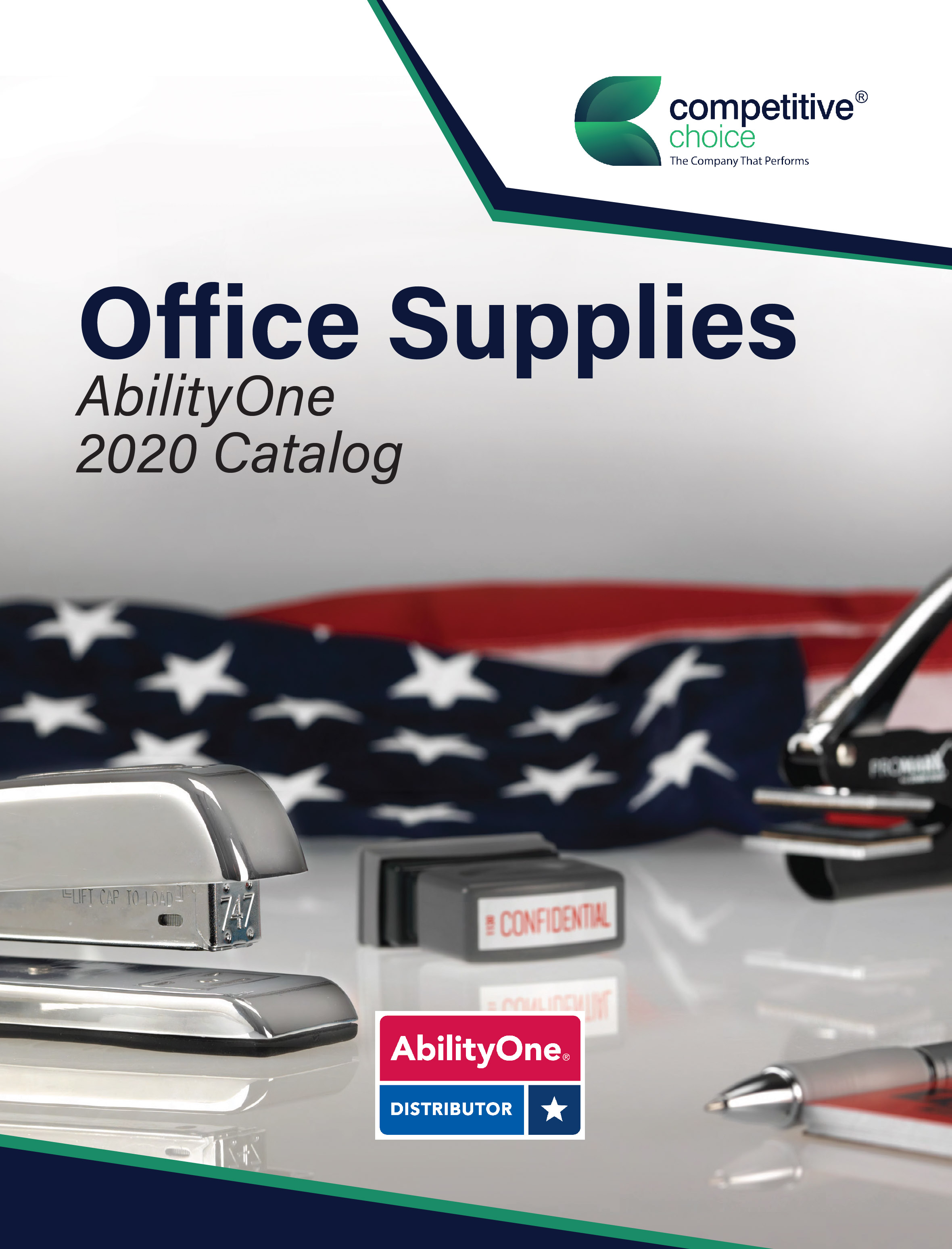 CCI AbilityOne® Office Supplies Cover