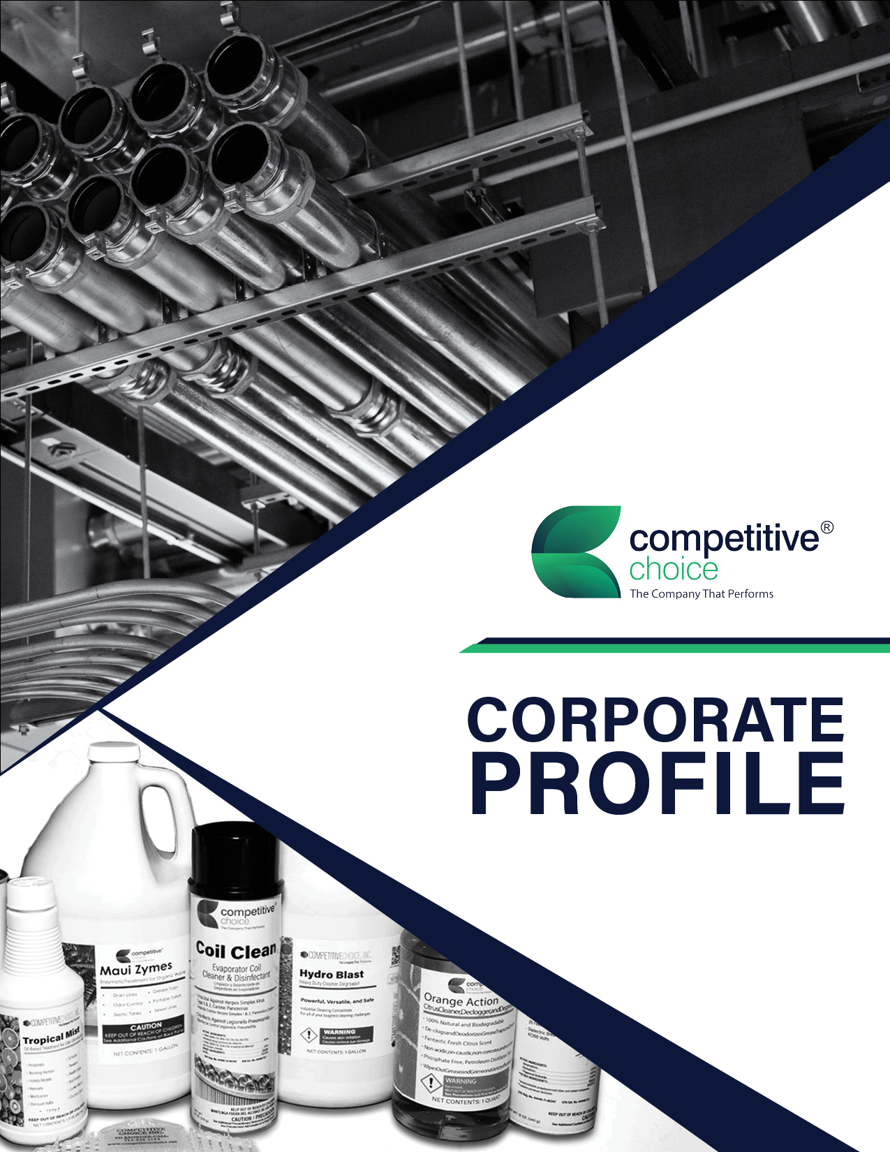 CCI Corporate Profile Cover