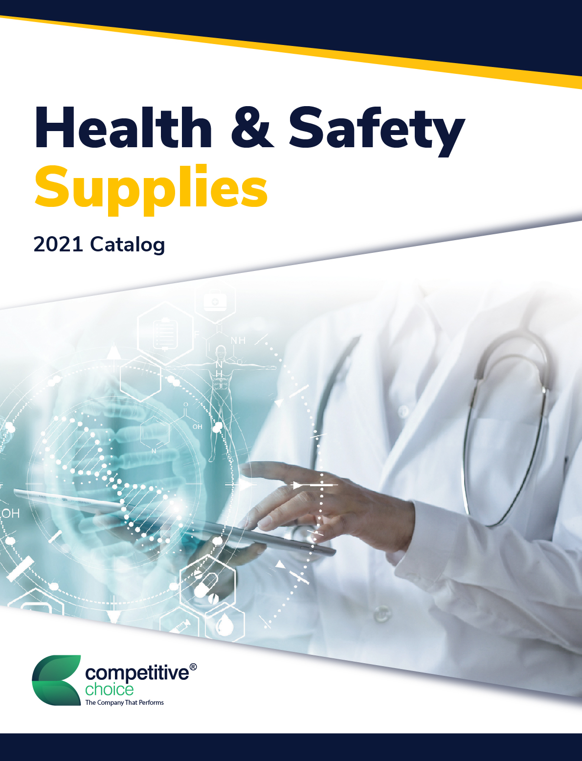 CCI Health & Safety  Cover